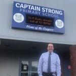 Captain Strong Assistant Principal Neil Varble