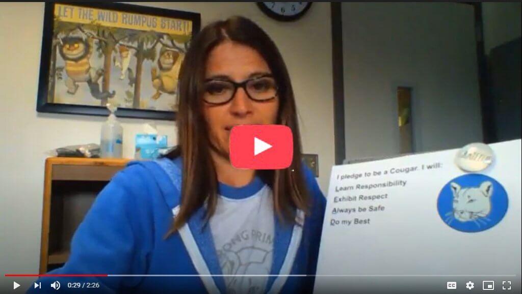 Principal Knight Weekly Video